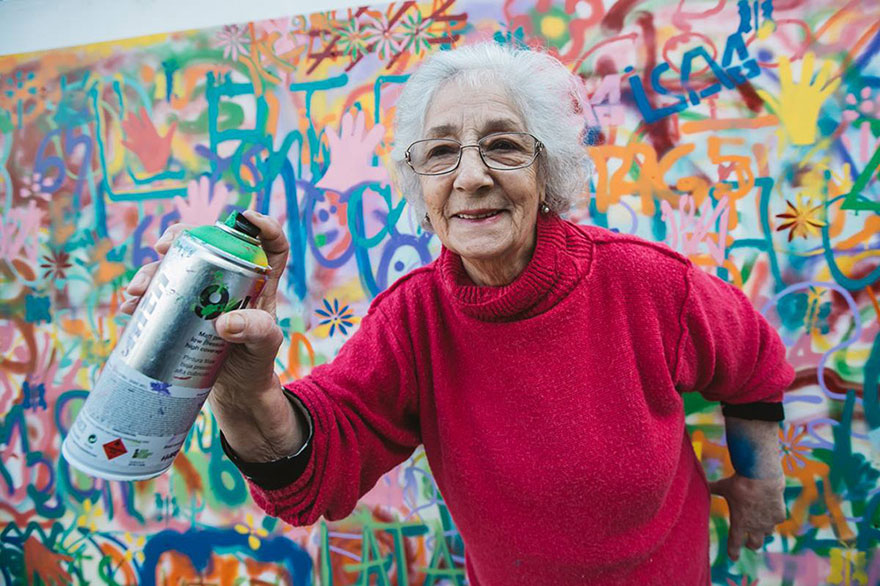 Portugal encourages art for the elderly