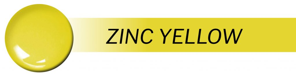 Zinc Yellow Header